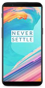 Oneplus 5t 64gb Refurbished unlocked 'like new' condition £209 from giffgaff