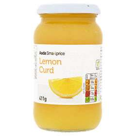Asda Smart Price Lemon Curd 18p @ Asda Instore