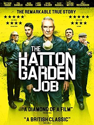 The Hatton Garden Job (HD) £1.49 For Prime Users @ Amazon  (£1.99 Non-prime)