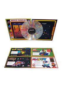 Namco Museum: Arcade Greatest Hits LP £14.99 + £9.87 delivery at Bandai Namco Store Sale