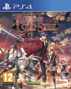 The Legend of Heroes: Trails of Cold Steel II (PS4) £22.85 Delivered @ Base