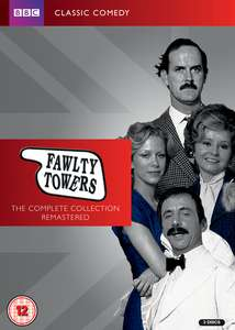 Faulty Towers Collection Remastered - £10 instore @ HMV