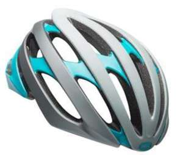 Bell Stratus Road Helmet Blue Silver £33.99 Rutland Cycling