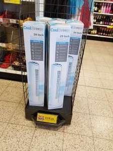 """Tower fan 29"""" £20 instore @ Home Bargains (Merry Hill)"""