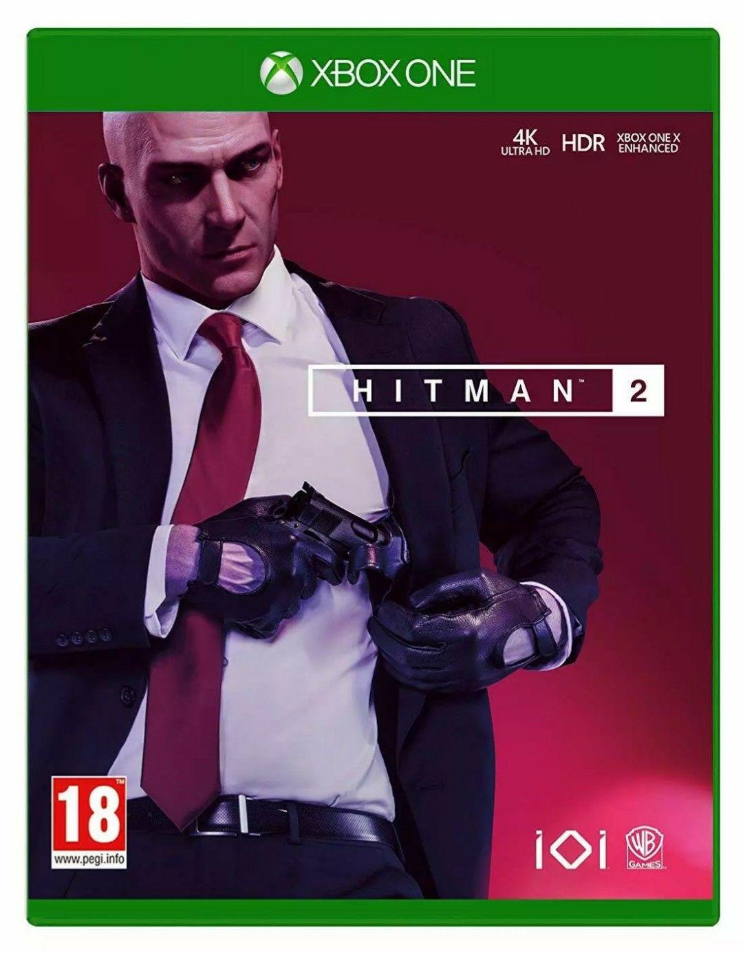 Used: Hitman 2 (Xbox One) £13.99 @ Ebay/Boomerang Rentals