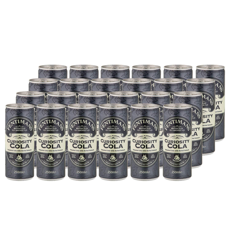 Fentimans Curiosity Cola 24 pack - £18 @ Amazon (+£4.49 non Prime)