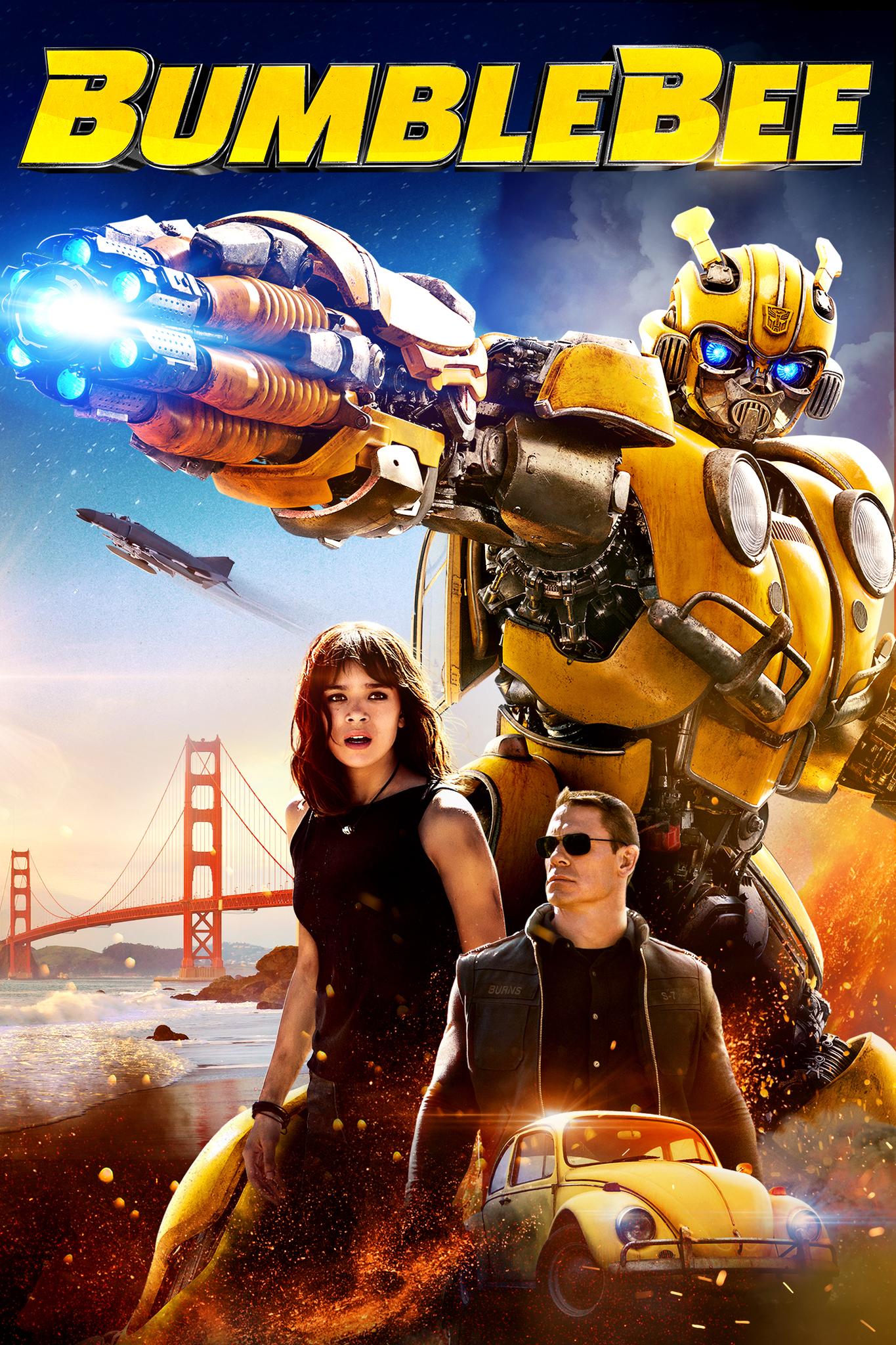 Bumblebee £1.99 rental Amazon Prime Video