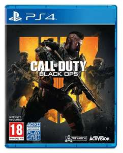 Used: Call of Duty Black Ops 4 (PS4) - £13.99 @ Ebay/Boomerang Rentals