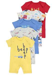 Spend £30 and Save 20% on Baby Clothing at ASDA George