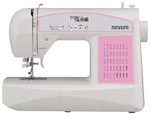 Novum Craft 590 Computerised Sewing Machine £70 off - Includes FREE Quilting Kit Worth £99 - £179 @ GURsewingmachines