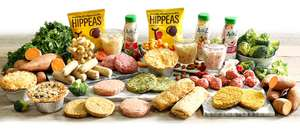 Complete Vegan Hamper With extra lean healthy vegan products £29.99 + £4.99 p&p @ Muscle Food