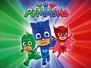 PJ Masks Volume 1 (26 episodes) Prime Exclusive £3.99 @ Amazon