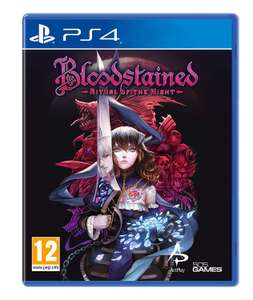 Bloodstained: Ritual of the Night (PS4) £27.99 Sold by EVERGAME and Fulfilled by Amazon