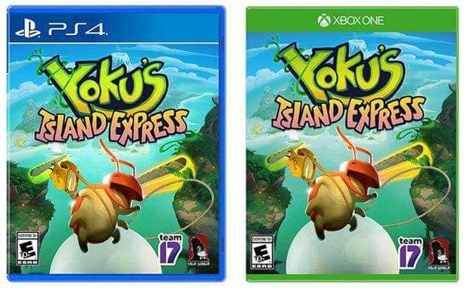 Yoku's Island Express (PS4/Xbox) £9.85 @ ShopTo