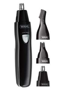 Wahl Rechargeable Nose and Ear Trimmer @ Amazon - £10.99 Prime / £15.48 non-Prime