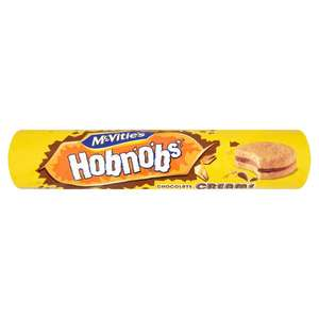 McVitite's Chocolate Hobnob Creams 200g @ Morrisons - 70p Or 2 For £1