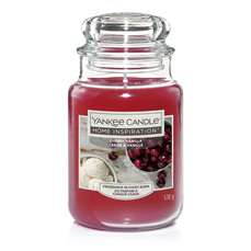 Large Yankee Home Inspirations Candles only £9 @ Robert Dyas (Free C&C)