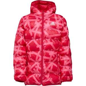 Adidas Girls Synthetic Down Jacket - £17.99 + Delivery £4.99 @ M&M Direct