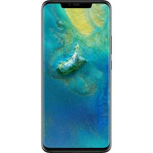 Huawei Mate 20 Pro - £24 a Month & £40 Upfront - 10GB Data / Unlimited Calls with O2 @ Mobiles.co.uk - Total Cost over 24 Months is £616