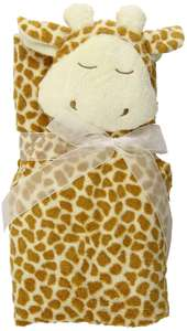 Angel Dear 29 x 29Inches Napping Blanket (Giraffe) now £6.99 (Prime) + £4.49 (non Prime) at Amazon