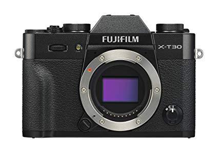 Fujifilm X-T30 Body Only - Black £749.99 @ Amazon