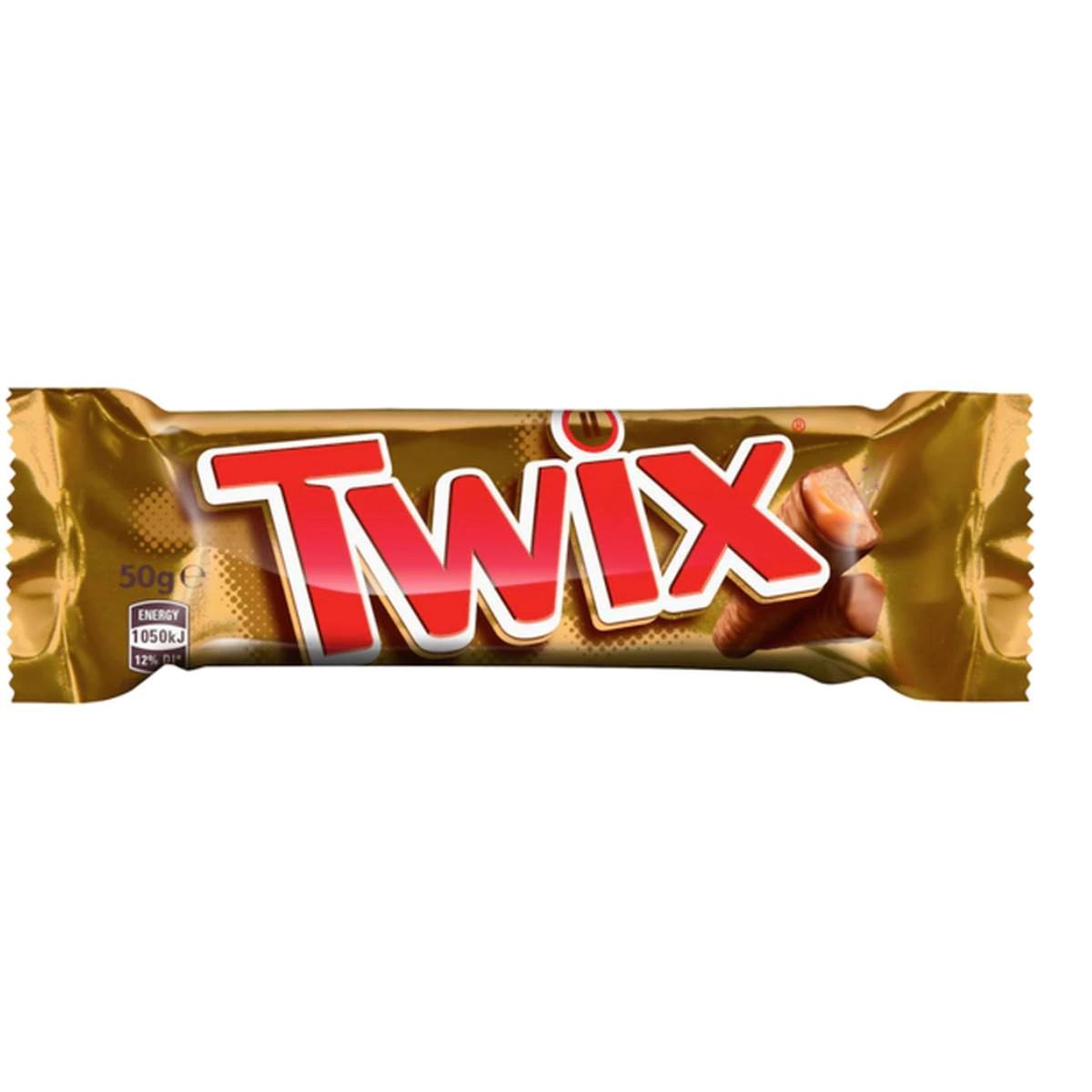Twix - 5×2 for 99p @ Sam 99p Store