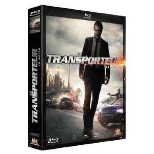 The Transporter TV Series Complete Seasons 1+2 Blu-Ray Boxset (NOT Movies) £13.62 Delivered @ Amazon France.