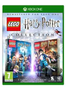 [Xbox One] LEGO Harry Potter Collection 1-7 years - £9.85  (Nintendo Switch - £14.85) - Shopto