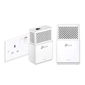 TP-Link TL-PA7010KIT 1-Port Gigabit Powerline Starter Kit at Sainsbury's CALCOT - £18