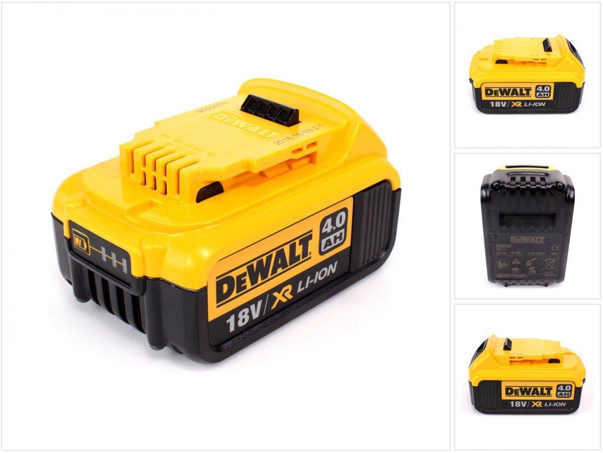 DeWalt 18V XR Lithium-Ion Battery now £31.50 delivered at Amazon