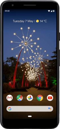 Google Pixel 3A 64GB   1GB Data On ID Mobile   £9.99 Upfront & £15.99pm @ ID Via Uswitch