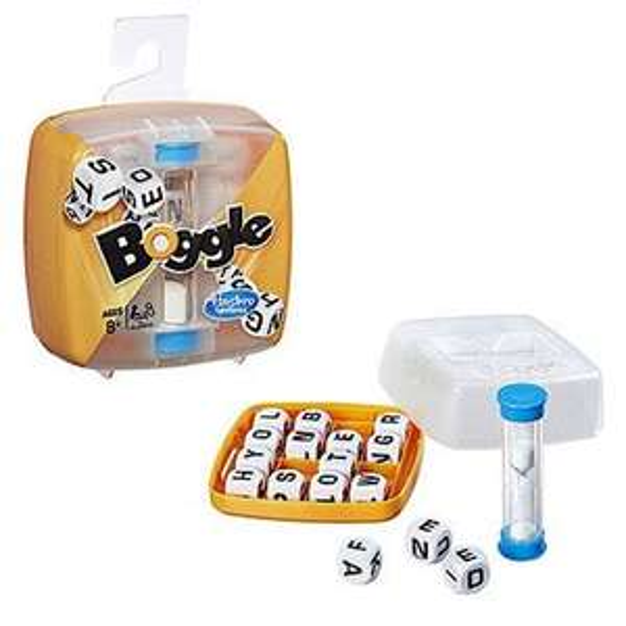 Hasbro Gaming Boggle now £8.99 (Prime) + £4.49 (non Prime) at Amazon