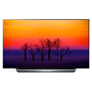 LG OLED55C8PLA 4K Ultra HD HDR OLED TV £1149.99 with code Summer50 @ Hughes with 5 year warranty