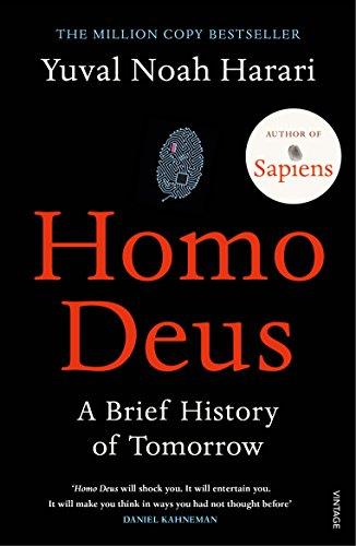 Yuval Harari - Homo Deus kindle daily deal 99p on Kindle @ Amazon