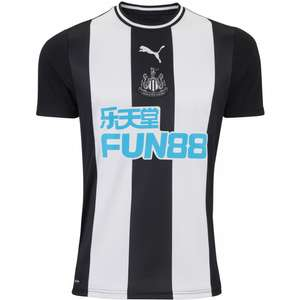 Newcastle United shirt 2019/20 - £54.90 + £2.95 Delivery @ Start Fitness