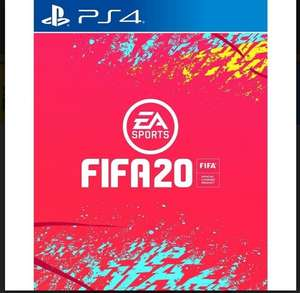 Fifa 20 Pre Order Price Promise PS4, Xbox (Des) @ The Game Collection - £42.95