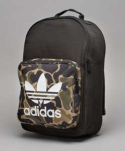adidas Originals Classic Trefoil Backpack Was £22.99 now 12.99 @ Footasylum Free C&C