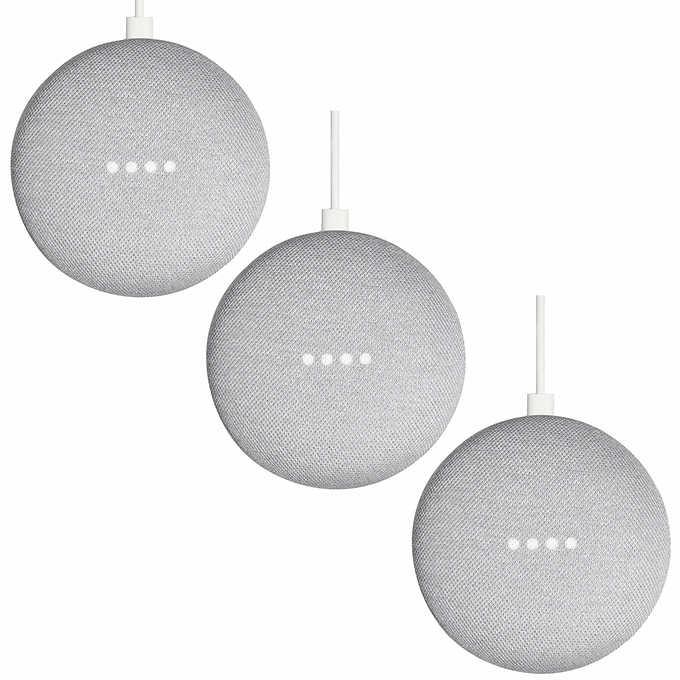 3 Google Home Mini's for £48 - Carphone Warehouse INSTORE