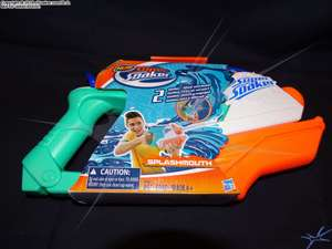 Nerf Super Soaker splashmouth - £6 instore @ Morrisons