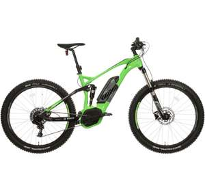 Save £980 on the Bosch Voodoo Zobop Electric MTB - now £2519 with code @ Halfords