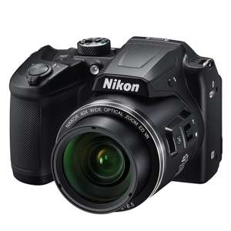 Nikon B500 Coolpix Digital Compact Camera - Black now £149.99 delivered at Amazon