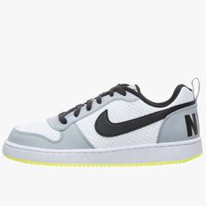 Nike court borough low trainers Youth/ Small adult sizes were £39.99 now £20 @Zalando more offers in post