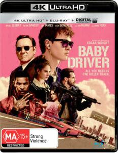 Baby Driver 4K UHD + Blu-ray + Digital - Like New £9.99 delivered @ Jims-Vinyl-Media-Store eBay