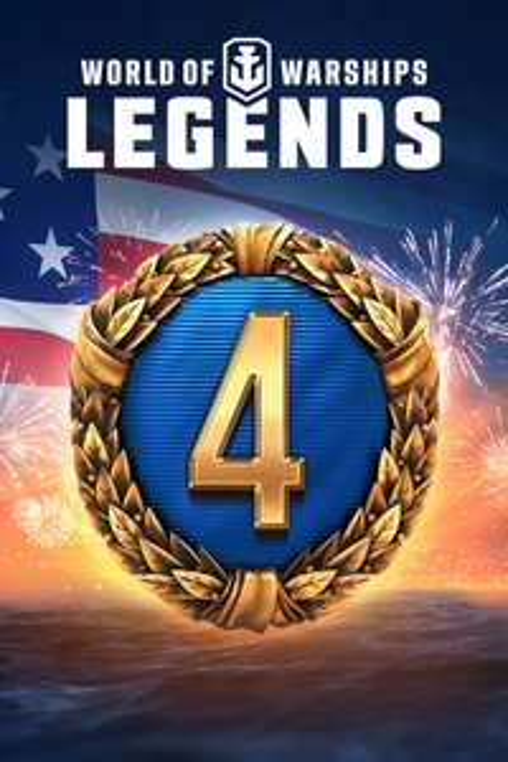 Xbox One : World of Warships: Legends - Liberty pack, Navy Warrior, World of Warships: Legends (Game Preview) - Microsoft