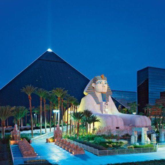 7 Nights at the 4* Luxor hotel including direct return BA flights (Nov departure / Departing LHR)  £950/£475pp (+£221.07 resort fee) @ BA