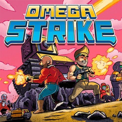 Omega StrikeNintendo Switch - £4.58 @ Nintendo Shop