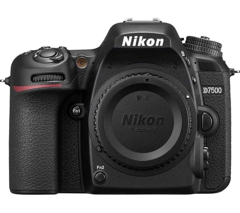 Nikon d7500 Body Only - £769 @ Currys