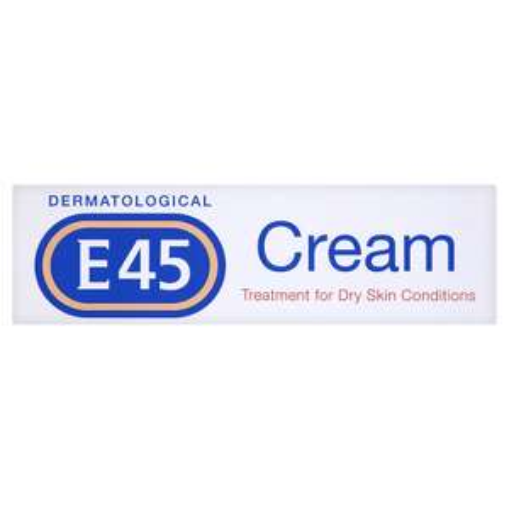 E45 Dermatological Cream 50g  -  £1.00 @ Wilko (free C&C)