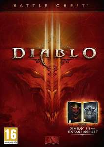 [PC] Diablo III 3 Battle Chest Inc Diablo 3 & Reaper Of Souls Expansion £11.99 @ CDKeys