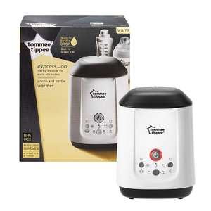 Tommee Tippee Express & Go Bottle & Pouch Warmer Set £5 Instore & Online @ Boots